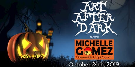 Art After Dark with Michelle 4 Oceanside tickets