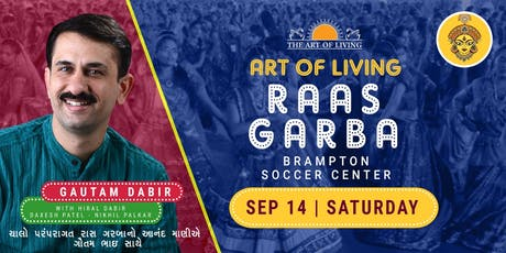 Art of Living Raas Garba tickets
