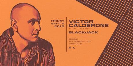 Victor Calderone (Matter+) at Bassment - Friday September 6 tickets