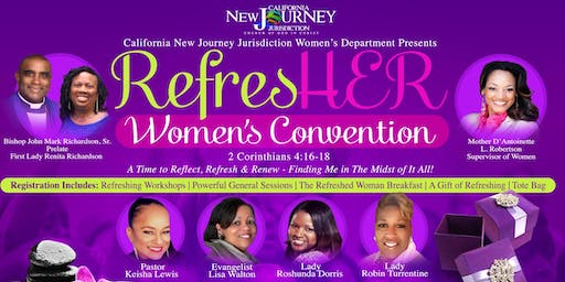 RefresHER Women's Convention