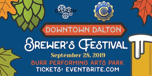 Civitan Downtown Dalton Brewers Festival