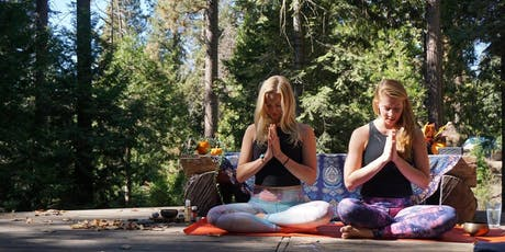 Sweet Sierra Yoga Retreat tickets