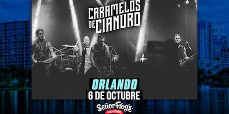 Caramelos de Cianuro @ Orlando tickets