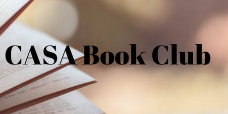 CASA Book Club: How to grow an addict tickets