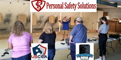 Basic Pistol Class (USCCA) $100 October 19, 2019 tickets