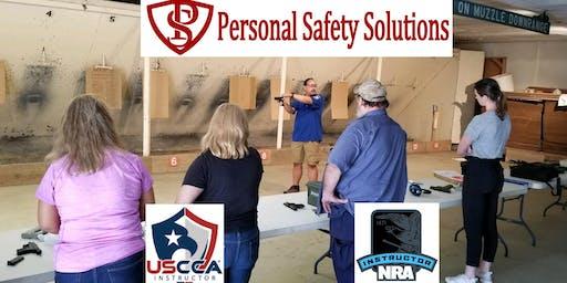 Basic Pistol Class (USCCA) $100 October 19, 2019