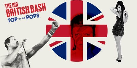 The Big British Bash - Top of The Pops Party (13.12.19) tickets