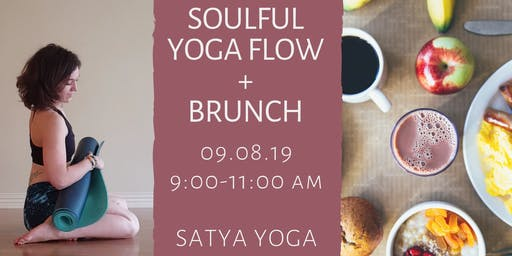 Yoga Flow + Brunch