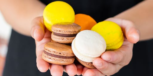 French Macarons By chef Claudia