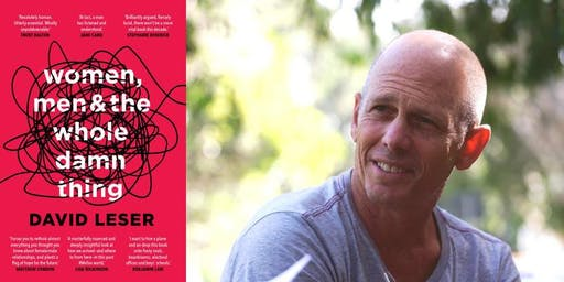 Neighbourhood Book Club: 'Women, Men and the Whole Damn Thing' with David Leser