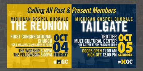 MGC Reunion 2019 tickets