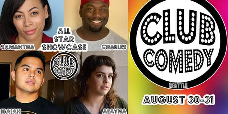 All Star Showcase Friday 8:00PM 8/30 tickets