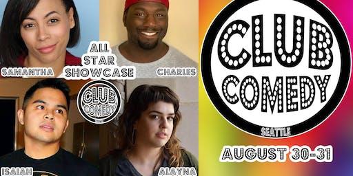 All Star Showcase Friday 8:00PM 8/30