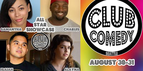 All Star Showcase Friday 10:30PM 8/30 tickets