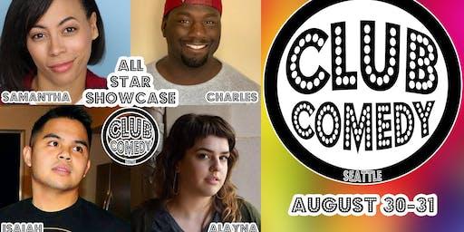 All Star Showcase Saturday 8:00PM 8/31
