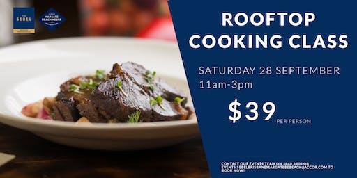 Rooftop Cooking Class II