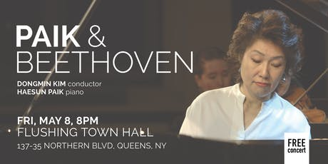 PAIK & BEETHOVEN (QUEENS) tickets