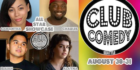 All Star Showcase Saturday 10:30PM 8/31 tickets