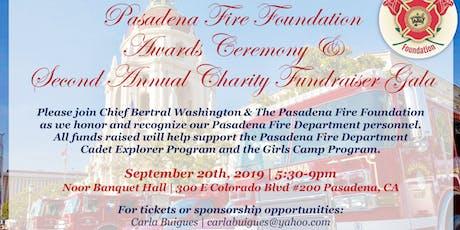 Pasadena Fire Foundation Awards & Gala Fundraiser tickets
