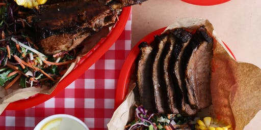 Sticky & Smokey #2 - American BBQ Cooking Class