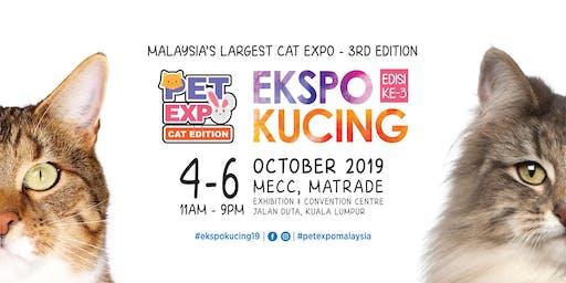 Ekspo Kucing - Pet Expo Malaysia 2019