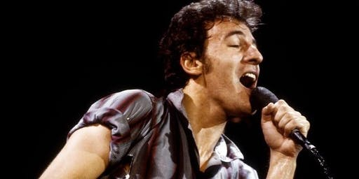 THE BRUCE SPRINGSTEEN SINGALONG!!!
