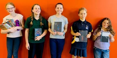 Creative Readers Club for ages 9-12