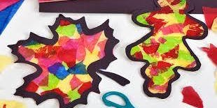Stained Glass Paper Craft, All ages, FREE