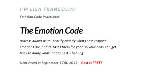 The Emotion Code tickets