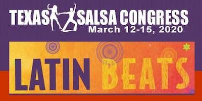 """TX Salsa Congress: Latin Beats Summer 2019 Friday """"2020"""" Deal"""