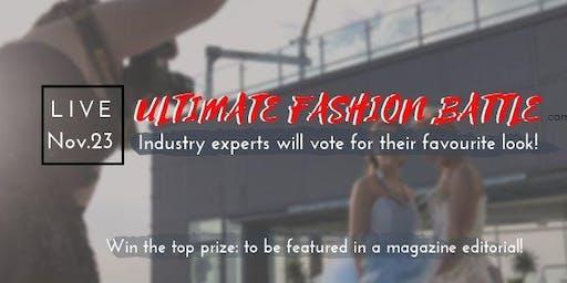 Ultimate Fashion Battle 2019