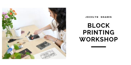 Block Printing Workshop