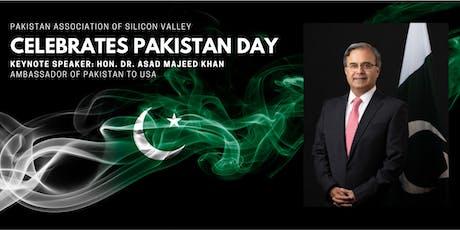 Celebrate Pakistan Day tickets