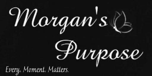 Tipsy Artist Fundraiser for Morgan's Purpose