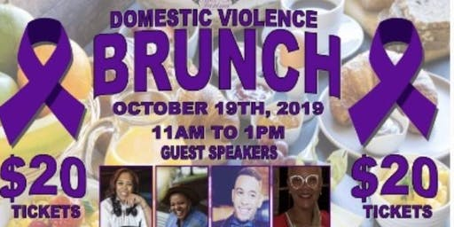 Domestic Violence Brunch