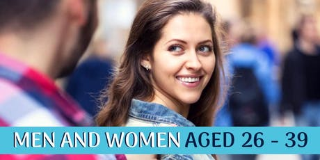 Melbourne Speed Dating @ The Toff in Town, Ages 26 – 39 Years  tickets