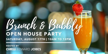 Brunch & Bubbly - Open House Party tickets