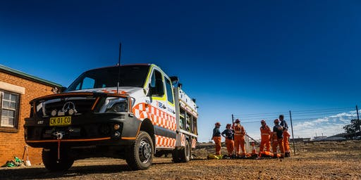 NSW SES Family Fun Day
