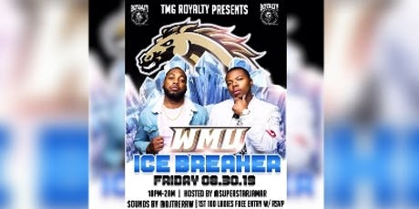 WMU Ice Breaker Presented by TMG Royalty tickets