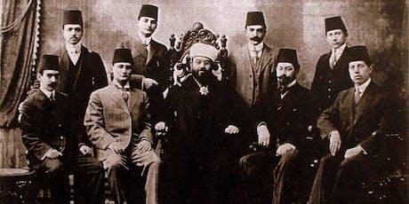 Ottoman New York Walking Tour (August 24) tickets