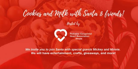 Cookies and Milk with Santa-hosted by PCHA-IL tickets