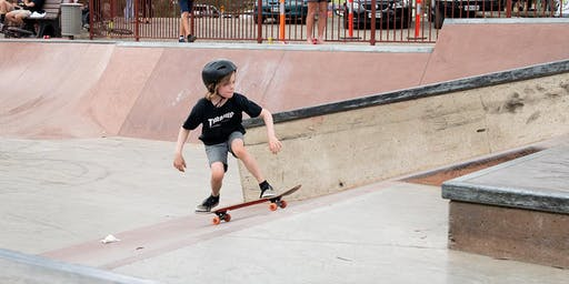 Learn to Skateboard - 24 August 2019