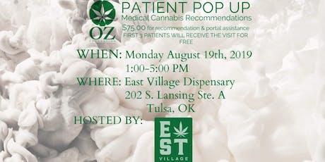 East Village Dispensary 1-5 pm Tulsa Aug 19 tickets