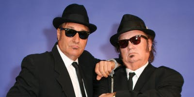 The Return Of The Briefcase Blues Brothers at The Powerhouse Pub