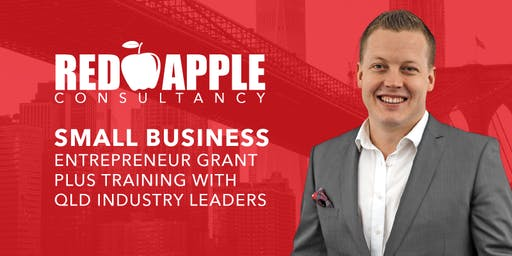 Small Business Entrepreneurs Grant (with Red Apple Consultancy)