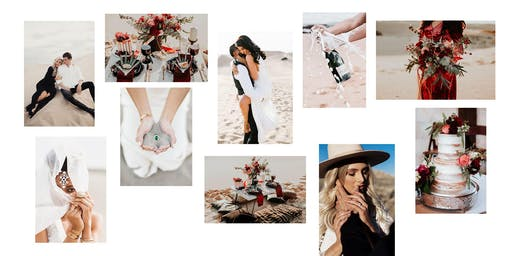 Sand Berries / Sand Dunes Styled Bridal