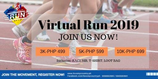 """Virtual Run """"iLoveMyCountry"""""""