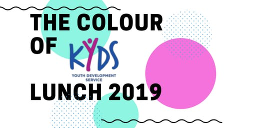 The Colour of KYDS lunch 2019