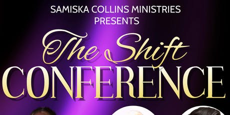 The Shift Conference tickets