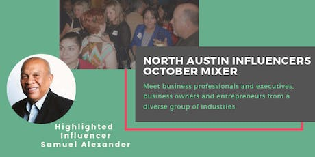 North Austin Influencers October Mixer tickets